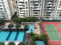 Cần bán căn hộ DT 148m2 3PN view hồ bơi The Estella quận 2 trang bị đầy đủ nội thất