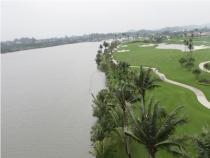 Bán đất mặt tiền sát sông khu Compound Thảo Điền 900m2