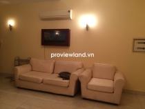 Cho thuê căn hộ 130m2 3 phòng ngủ Hùng Vương Plaza tầng cao view sân Thống Nhất