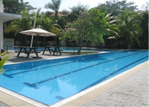 For sale Phu My semi detached villa in District 7 wide garden