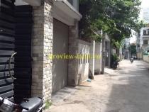 Cho thuê biệt thự đẹp quận Phú Nhuận hẻm rộng cho xe hơi