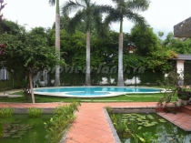 villa 1800sqm, 100% residental permit, good price