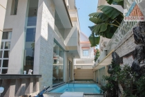 Villa for rent in compound area Fideco with 5 bedrooms, pool