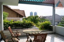 Villa for rent in Fideco, Thao Dien Ward, District 2, good price