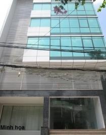 Bán tòa nhà văn phòng mặt tiền quận 1, Nguyễn Văn Thu 10 × 30 1 hầm 7 lầu