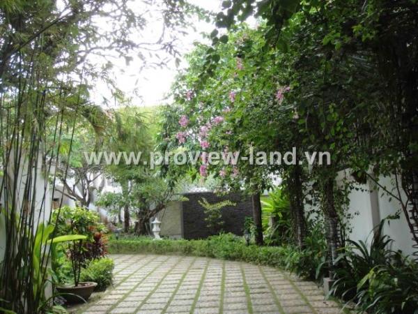 Cho thuê biệt thự Quận Phú Nhuận, đường Hoàng Văn Thụ