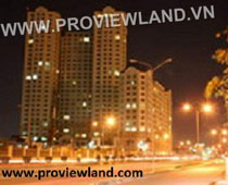 MANOR OFFICETEL Apartment for sale - Binh Thanh District *