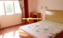 Mini villa for sale, acreage 8x17m, in compound of Thao Dien