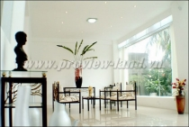 House for rent on Tran Nao with 3 bedrooms, luxury furniture