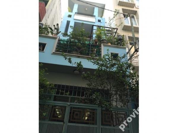 Biệt thự siêu đẹp cần bán tại Nguyễn Đình Chiểu 90,6m2