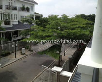 Luxury villa in Saigon Pearl for sale, Binh Thanh District