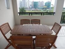 Cho thuê nhà phố sân vườn đường Võ Trường Toản Thảo Điền Quận 2