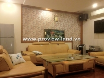 Villa Saigon Pearl for rent include 5BRs - 6WC