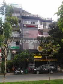 Bán khách sạn mặt tiền quận Phú Nhuận DT 5x10m