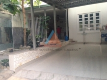 Villa for rent in Thao Dien Ward, area of 252m2, fully furnished