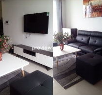 Cho thuê căn hộ cao cấp ICON 56 92m2 3 PN đầy đủ nội thất