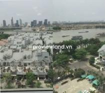 Bán căn hộ cao cấp 100m2 tầng thấp 3PN Saigon Pearl view sông và quận 1 tuyệt đẹp