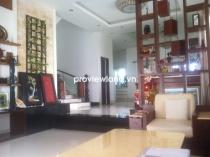 Villa for sale in District 2 at Thien Tue Compound 300sqm 5BRs garden near Bao chi Village