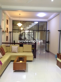 House on Nguyen Cuu Van Binh Thanh District for rent 120sqm 3 floors in car alley