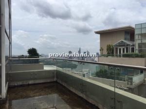 Bán căn hộ Duplex Saigon Pearl 3 tầng 500m2 nhà thô view đẹp