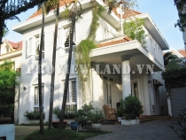Sell villa with area of 326sqm in Binh Thanh District have pink book