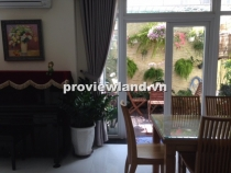 Villa in Binh An Ward District 8x16m 2 floors for rent