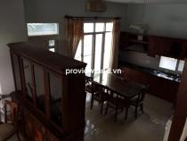 Selling villa in Thao Dien District 2 133sqm 2 floors beautiful view European furniture