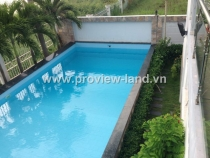Compound villa for rent in Thao Dien, District 2