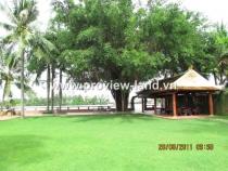 Bán biệt thự bờ sông Sài Gòn quận 2 diện tích đất 2200 m2