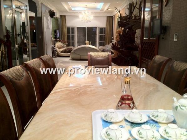 Villa Saigon Pearl for rent