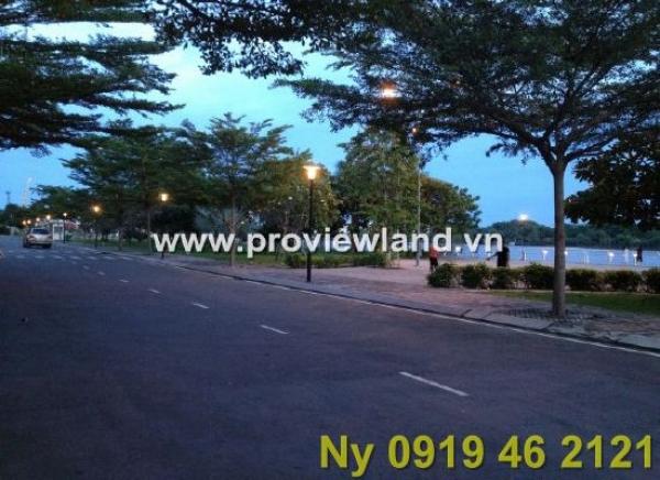 Cho thuê biệt thự/villa Saigon Pearl phong cảnh cực đẹp