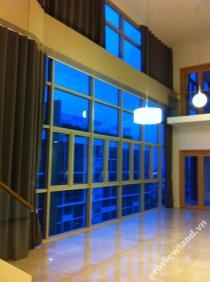 Bán căn hộ Penthouse The Vista lầu 23 view tuyệt đẹp