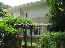 Sell villa Phu Gia Phu My Hung District 7, 570m2