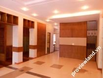 Cho thuê biệt thự cao cấp Saigon Pearl diện tích 7×21