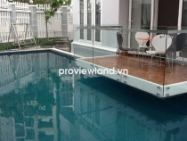 Villa at An Phu Area 400sqm luxury furniture for sale