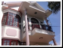 Villa Thao Dien for rent in district 2 on Ngo Quang Huy St.