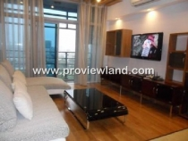 Sailing Tower for sale with a corner apartment District 1, view Notre Dame