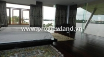 Villas Thao Dien for rent in District 2, beautiful house