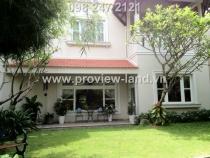 Sell villa Phu Gia District 7