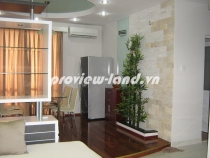 Central Garden apartment for rent in District 1 with fully furnished