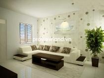 Villa for sale on Nguyen Van Huong 244sqm 2 floors with terrace garden and garage