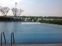 Cho thuê căn hộ 110m2 2PN Đảo Kim Cương tầng thấp đầy đủ nội thất bài trí đẹp mắt