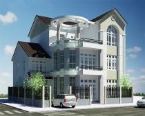 Phung Khac Khoan Villa for sale District 3 area of 8,5x20m