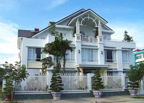 Villa for sale in centre of District 3, Le Quy Don street 10x23m
