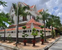 Villa compound for rent in Thao Dien, District 2
